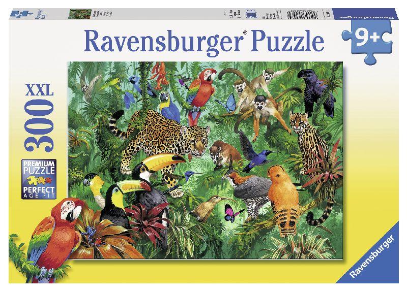 Puzzle jungla, 300 piese