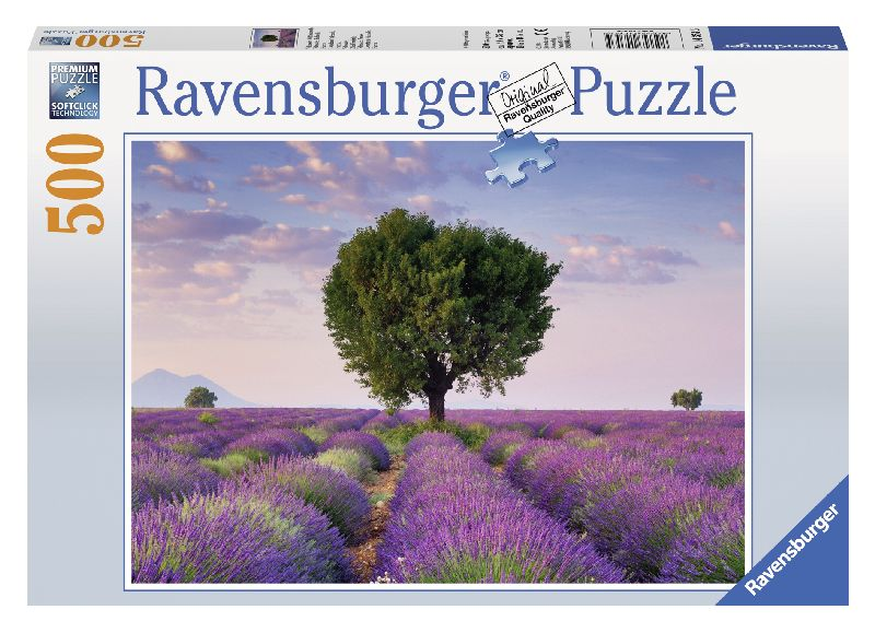 PUZZLE VALENSOLE FRANTA, 500 PIESE