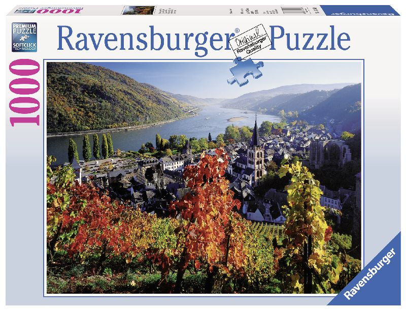 PUZZLE RAUL RIN, 1000 PIESE