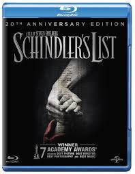 BD: SCHINDLER'S LIST