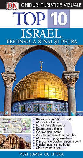 TOP 10 ISRAEL. GHID TURISTIC VIZUAL