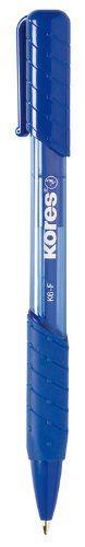 Pix cu mecanism,Kores K6 albastru,F