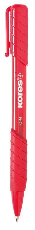 Pix cu mecanism,Kores K6 rosu,F