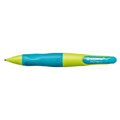 Creion mec. Stabilo Easy,dr,bleu/verde