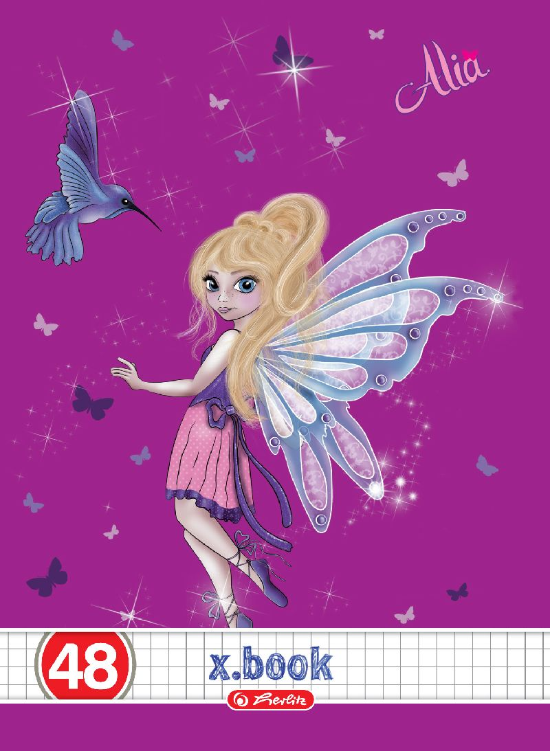 Caiet A5,48file,Alia Dreams,matematica