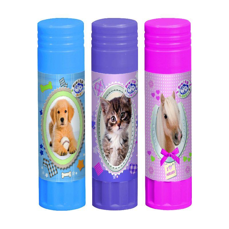Lipici solid,21 g,Pretty Pets