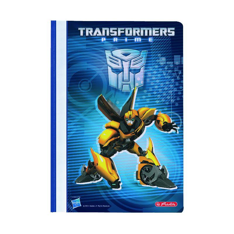 Dosar plastic A4,Transformers Bumblebee