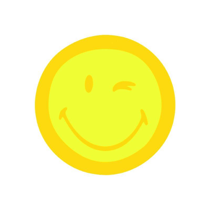 Memo sticker rotund SmileyWorld
