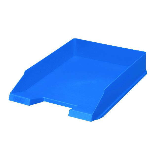 Tavita documente A4,Clasic,albastru intens