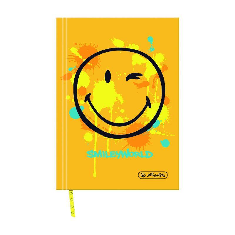 Agenda A6,96file,Smiley LE,mate