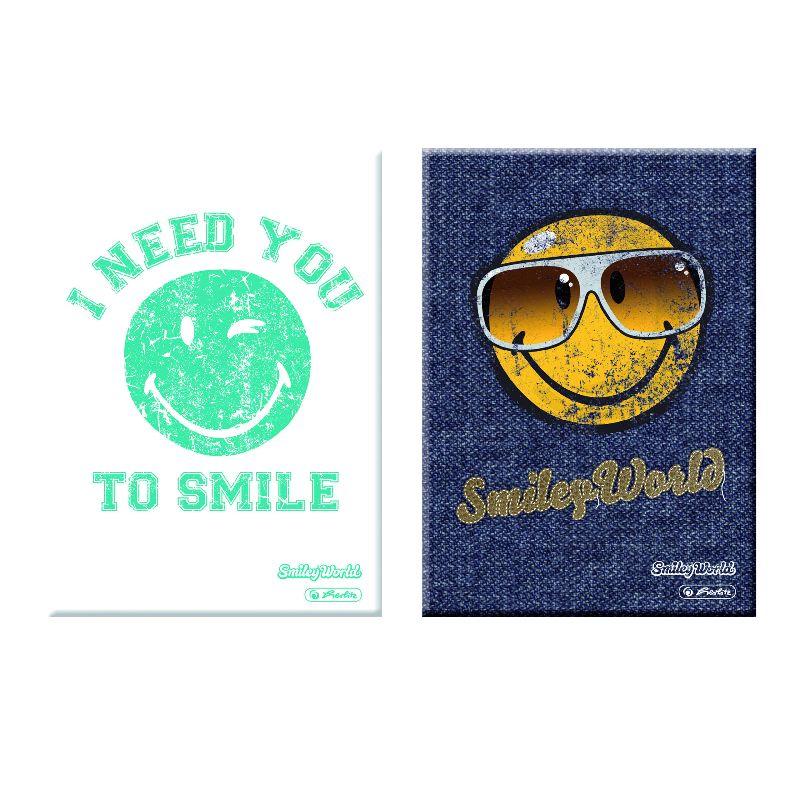 Agenda A5,96file,Smiley,mate