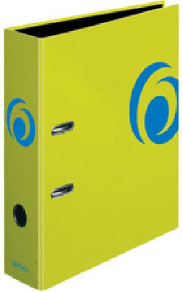 Biblioraft A4,8 cm,sporty lemon