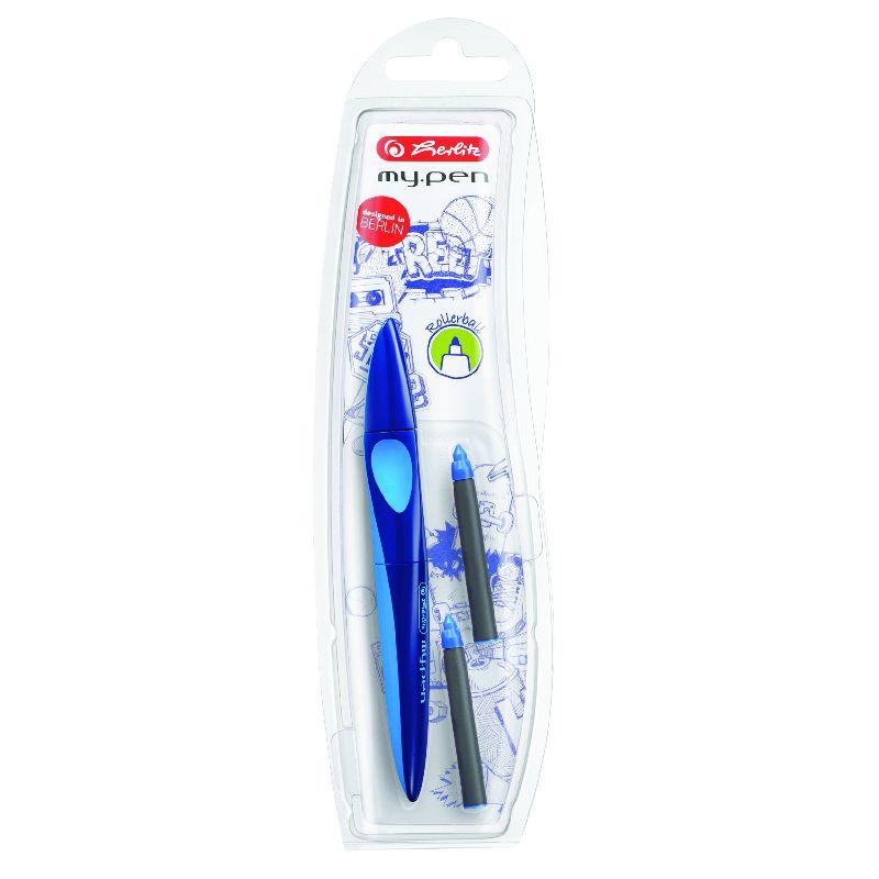 Roller My.Pen,corp bleumarin/albastru