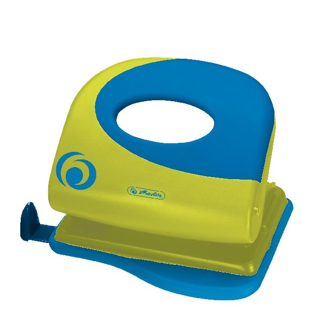 Perforator,capacitate 2mm,sporty lemon