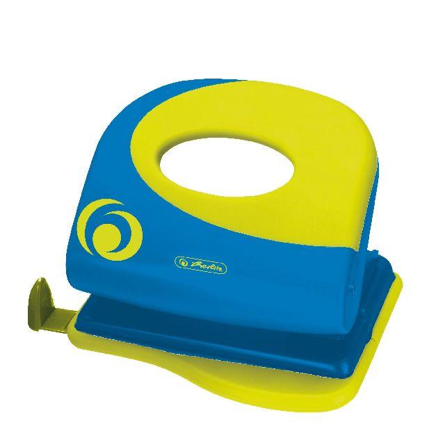 Perforator,capacitate 2mm,albastru intens