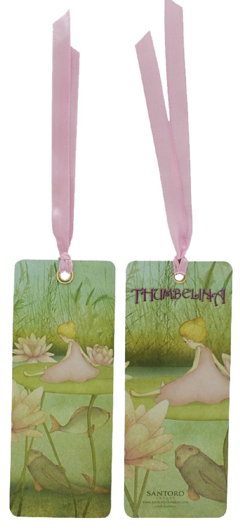 Semn de carte Thumbelina