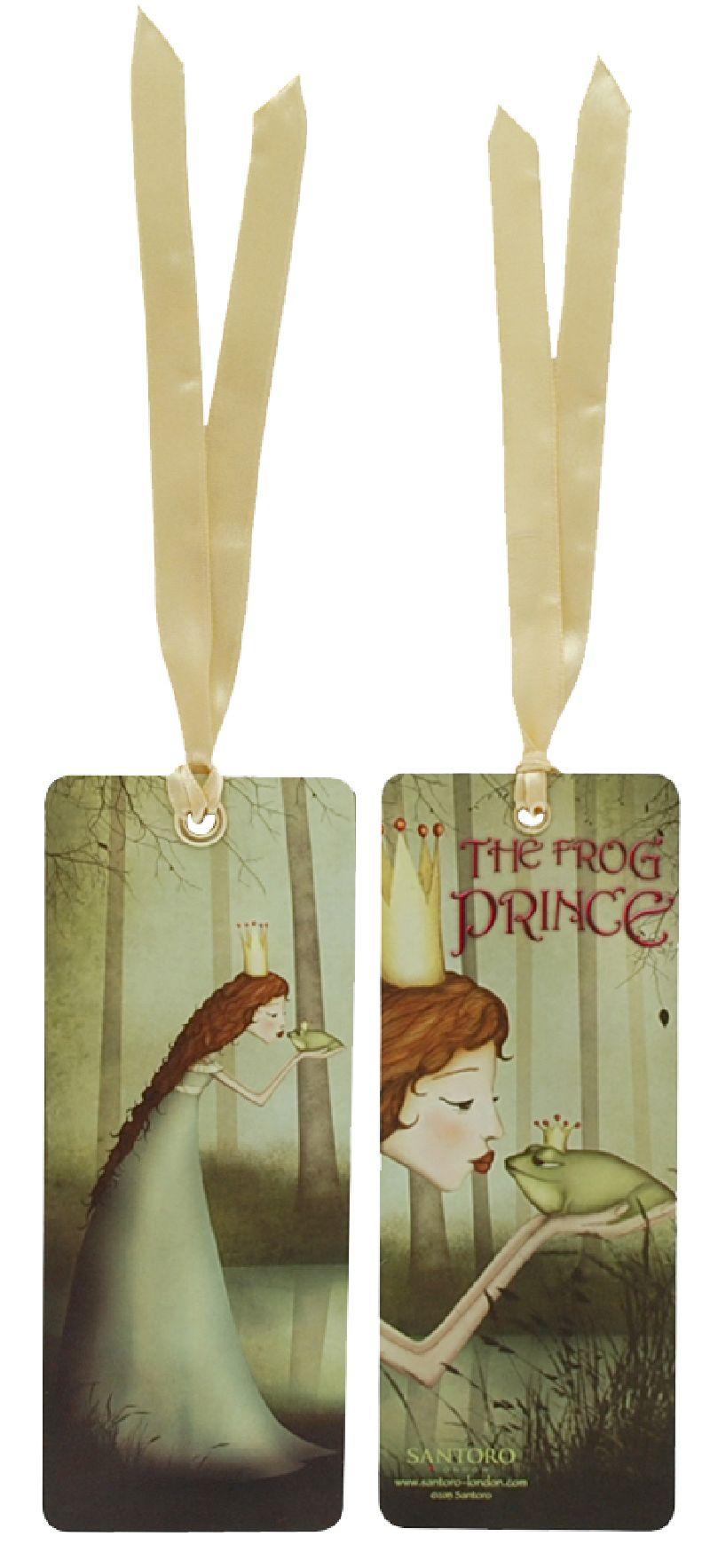 Semn de carte carte The Frog Prince