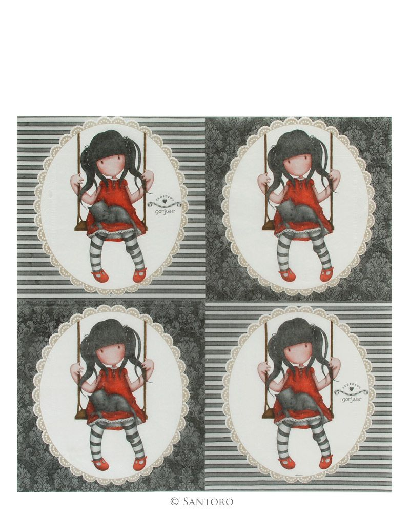Servetele masa Ruby
