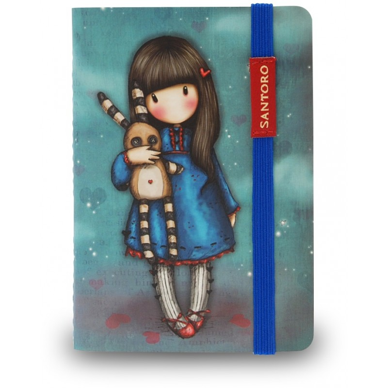 Carnet 10.5x7.5cm,Hush Little...