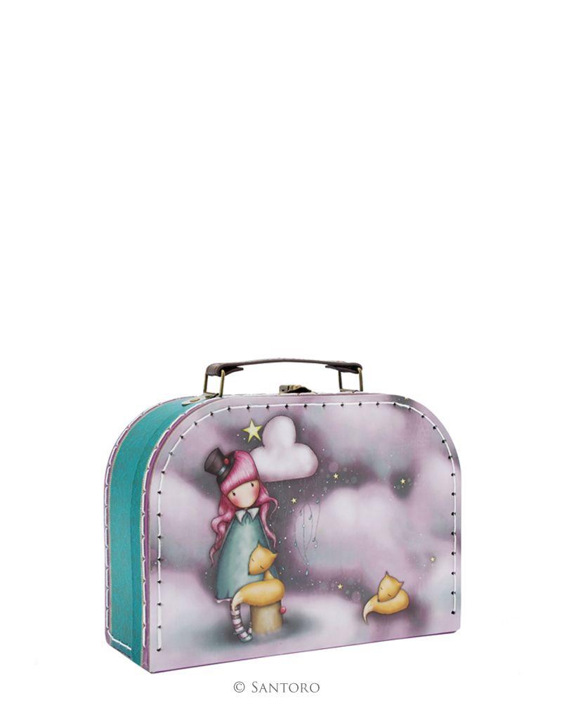 Cutie tip valiza,20x15x8cm,The Dreamer