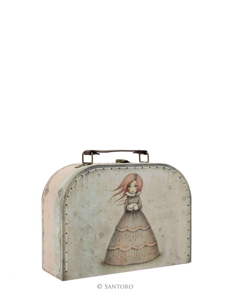 Cutie tip valiza,20x15x8cm,Traveller's Rest