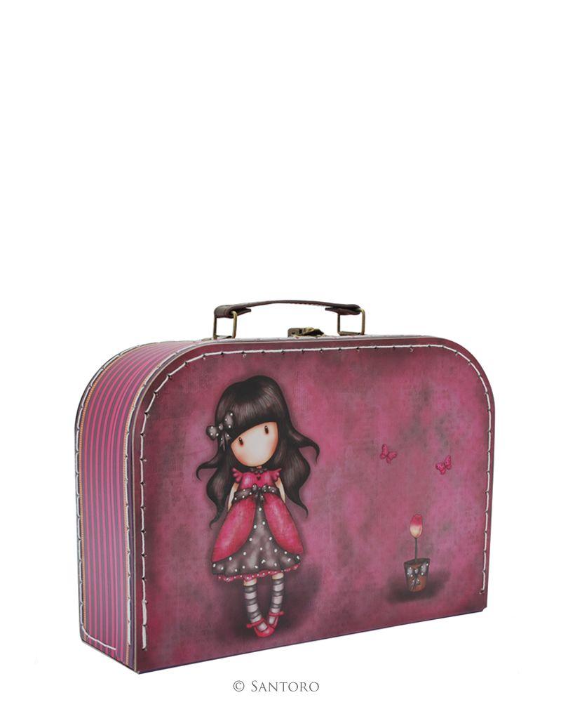 Cutie tip valiza,26x18x9cm,Ladybird