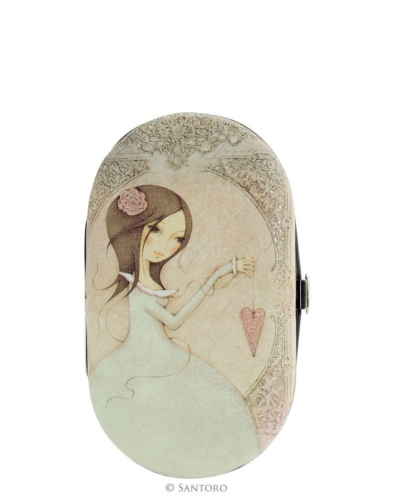 Trusa manichiura 12x8cm All For Love
