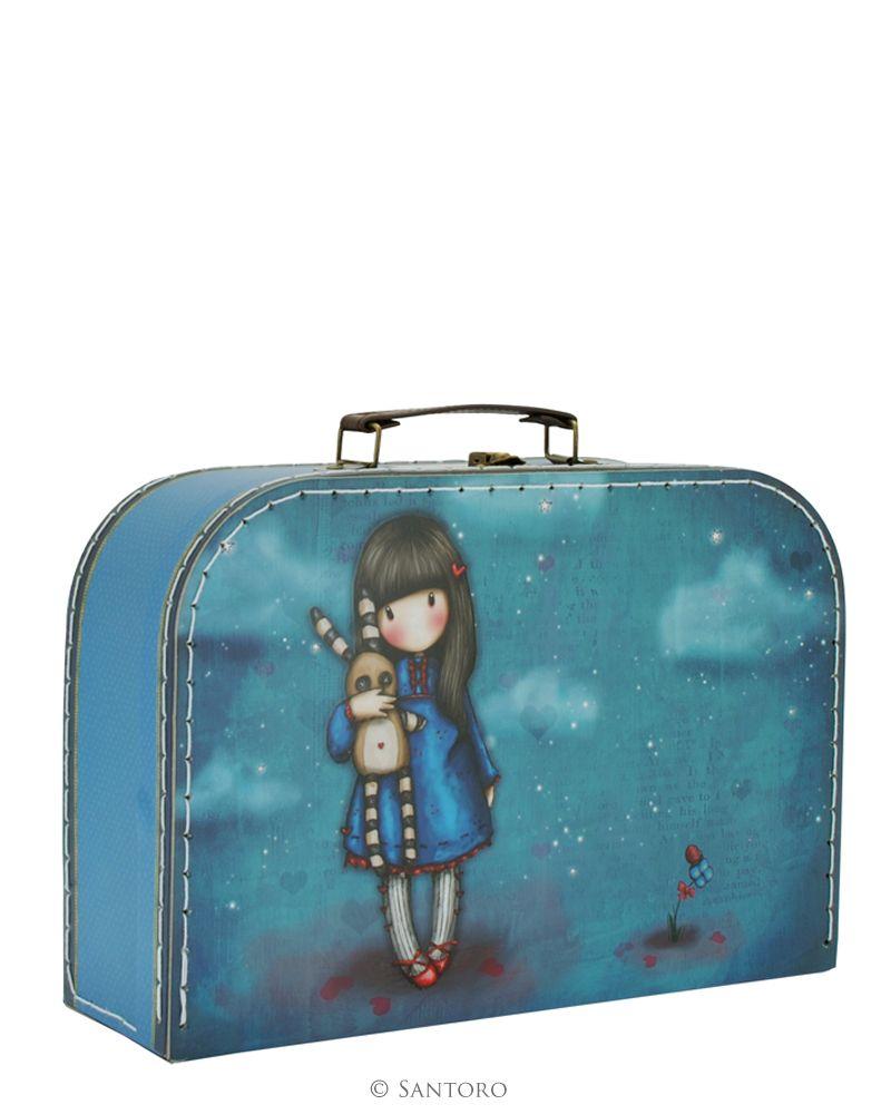Cutie tip valiza,29x20x9cm,Hush Little Bunny