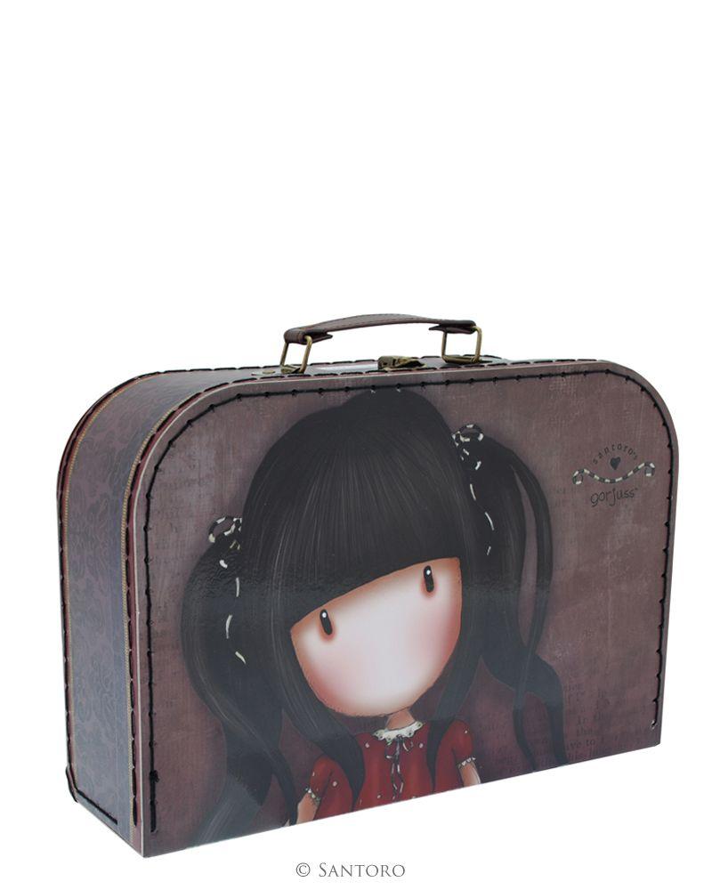 Cutie tip valiza,29x20x9cm,Ruby