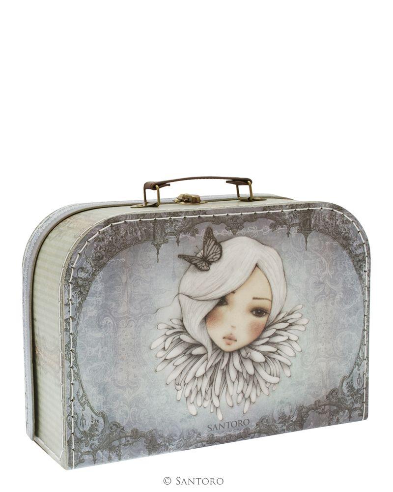 Cutie tip valiza,29x20x9cm,Augustine