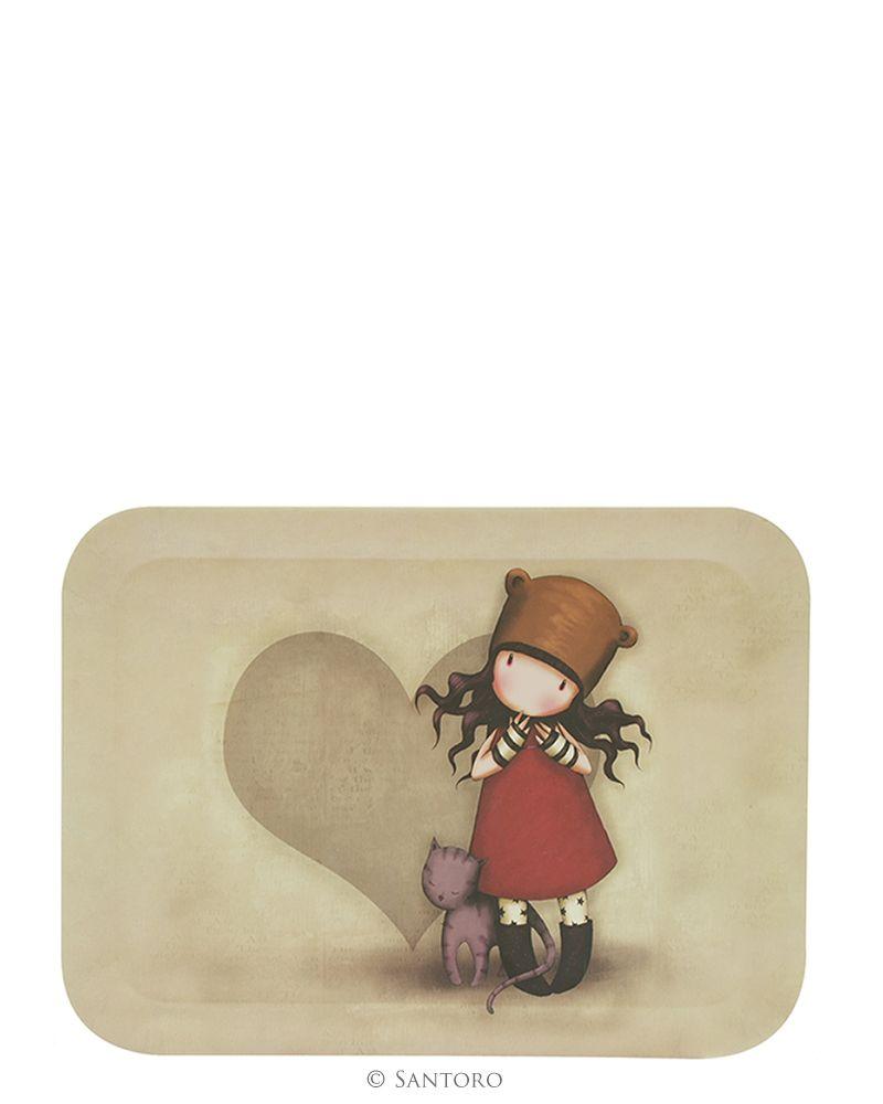 Tava 38x28x2cm,Purrrrrfect Love