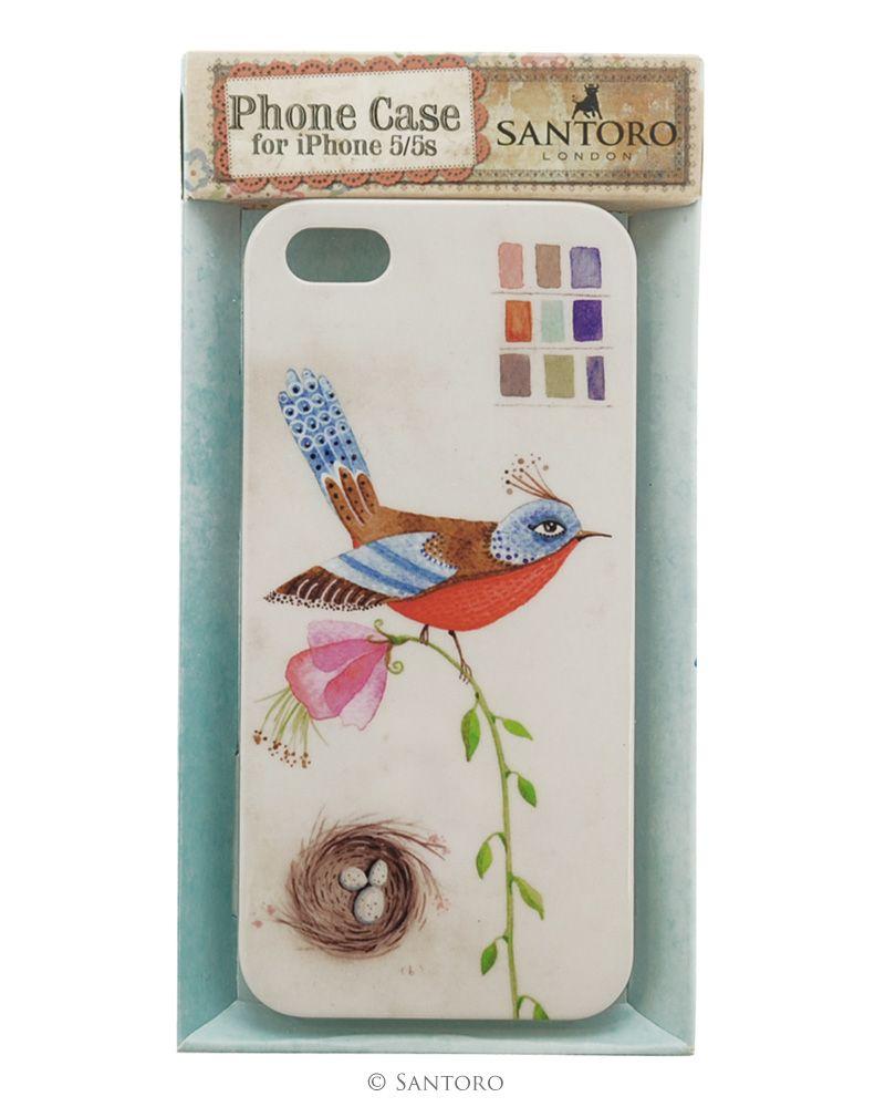Carcasa iPhone 5/5s,Summer Garden