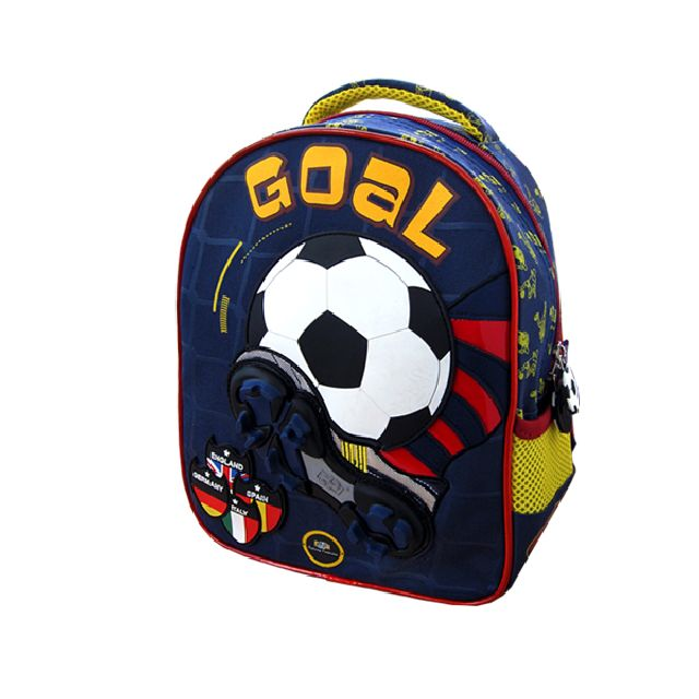 Ghiozdan DPC-14-4916-FT,3D,DP Football