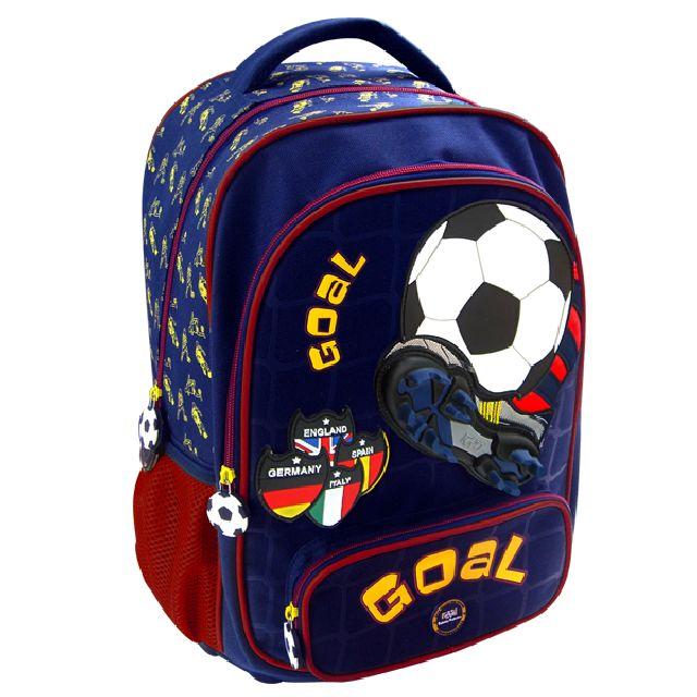 Ghiozdan DPC-14-4909-FT,3D,DP Football
