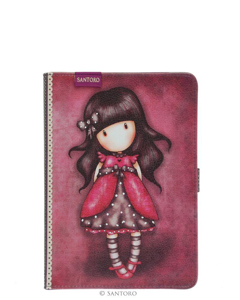 Husa PU pentru iPad mini,Ladybird