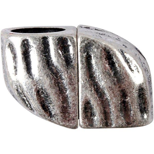 Inchizatoare magnetica,0.7x10mm,argint