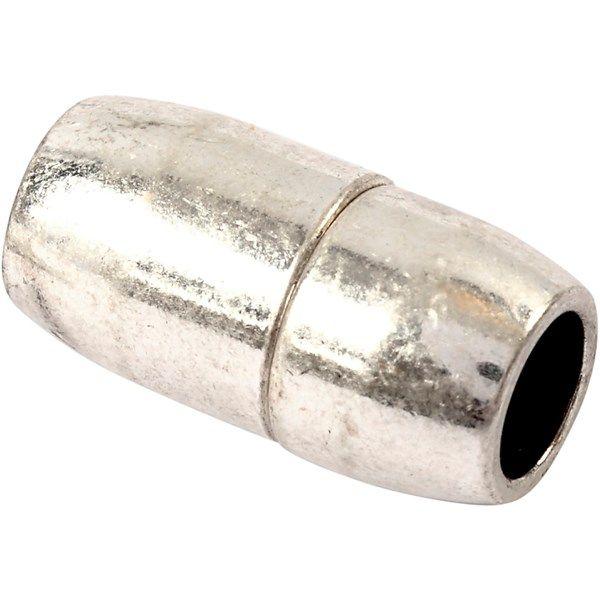 Inchizatoare magnetica,10x20mm,argint