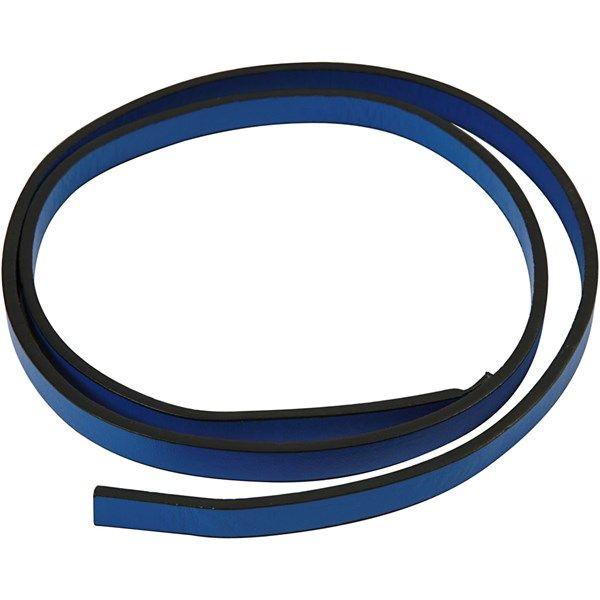 Curelusa pile,10mmx1m,albastru