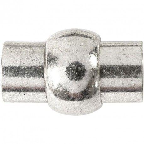 Inchizatoare magnetica,13x21mm,argint