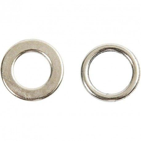 Inel,17mm,argint antic,10buc
