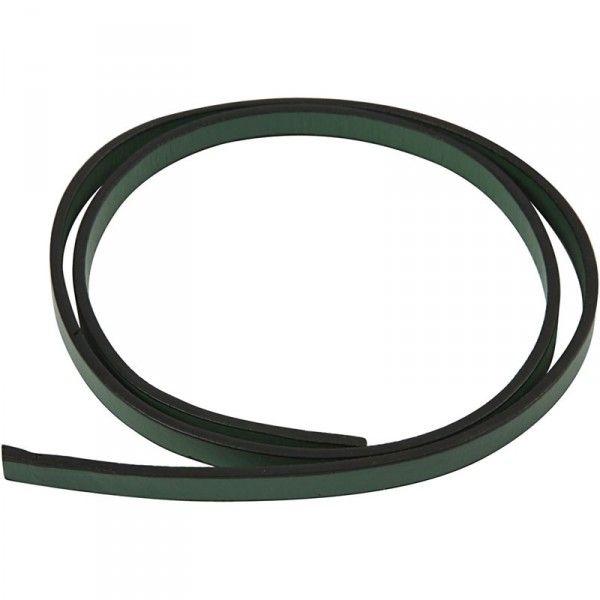 Curelusa pile,10mmx1m,verde