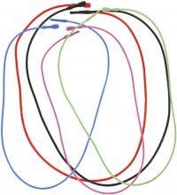Lantisor elastic,diverse culori,5buc/set
