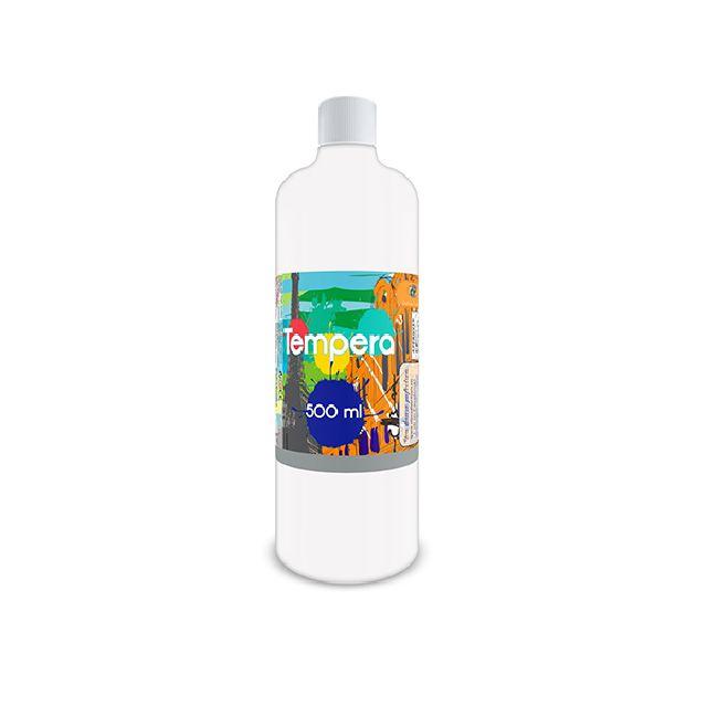 Tempera,500 ml,alb
