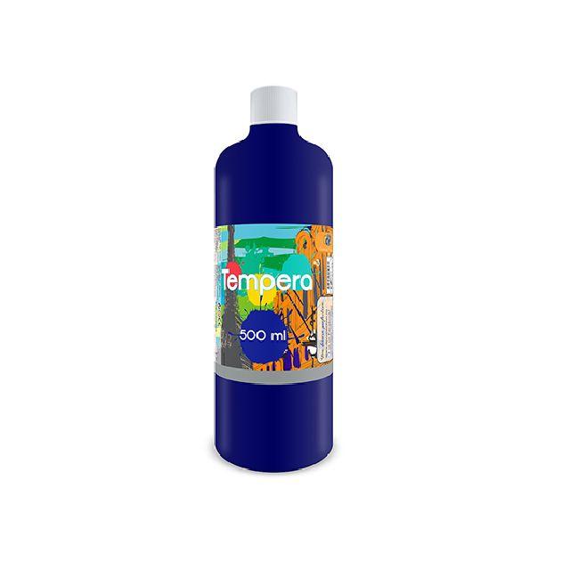 Tempera,500 ml,albastru