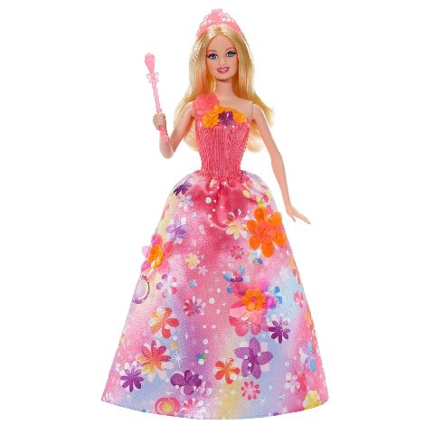 Papusa Barbie printesa Alexa, lb.romana