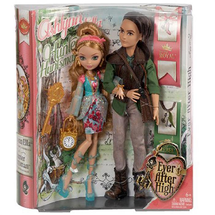 Set 2 papusa Ever after High
