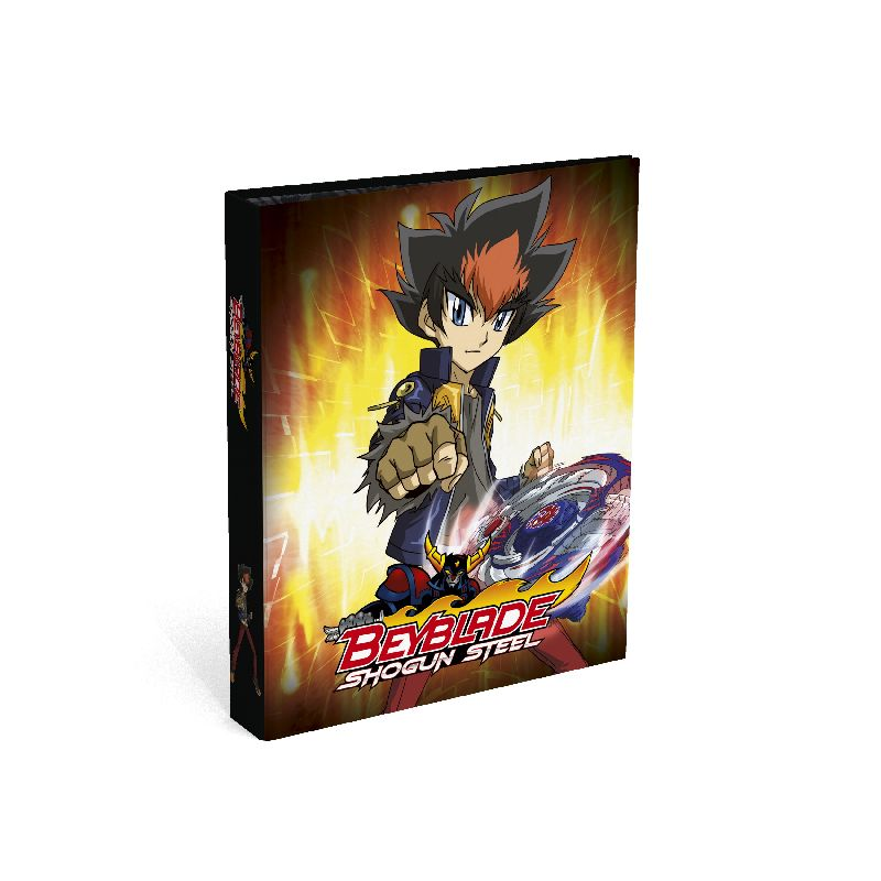 Caiet mecanic A4,2in,Beyblade