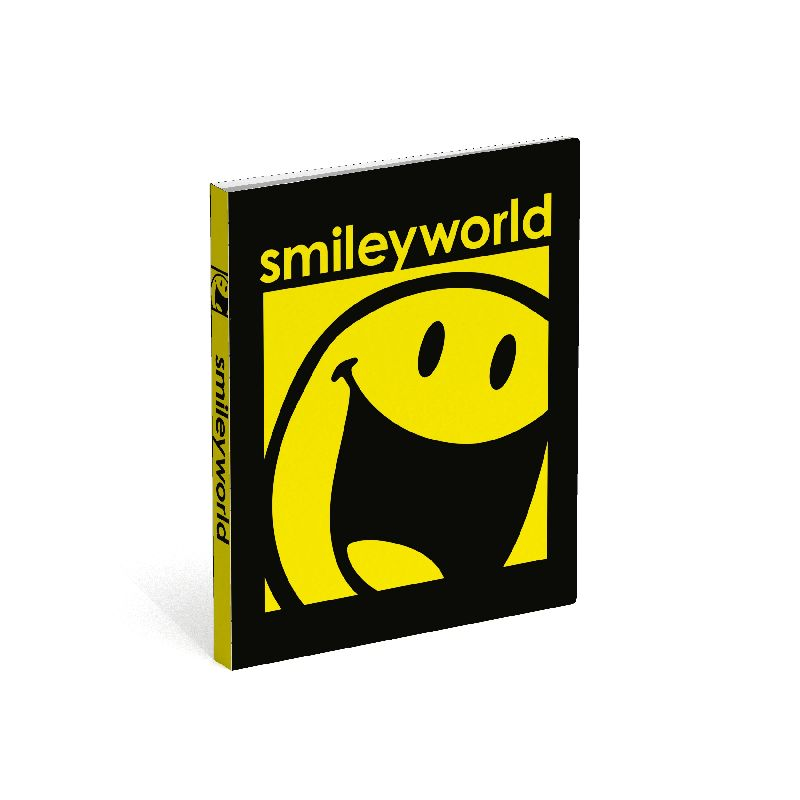 Caiet mecanic A4,PP,2in,Smiley World