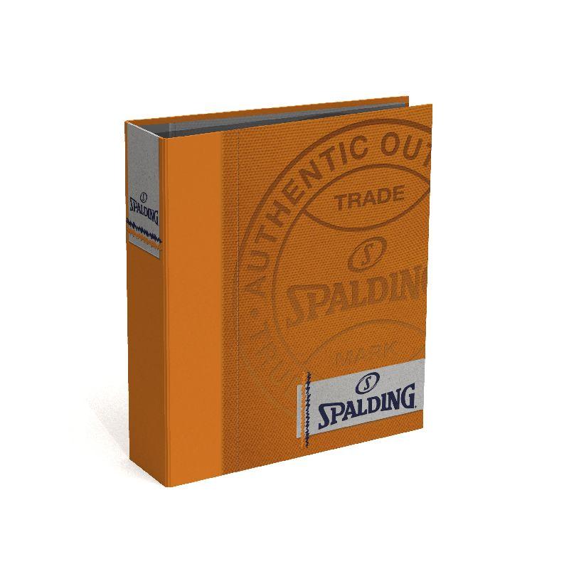 Biblioraft A4,8cm,Spalding,orange
