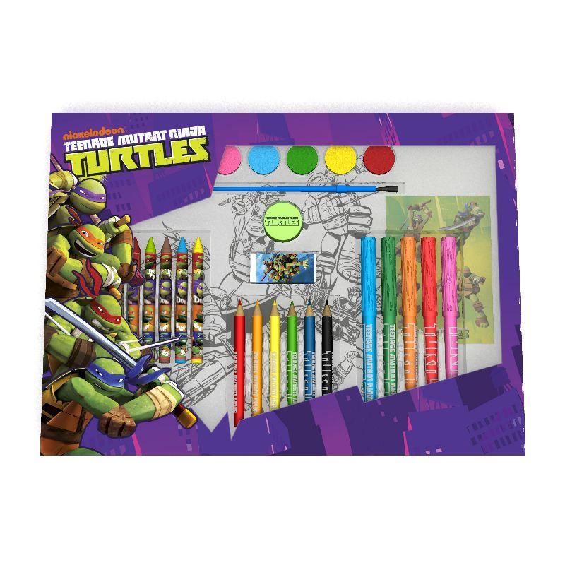 Set desen,Testoasele Ninja